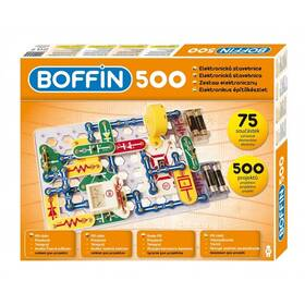 El. stavebnica Boffin I 500