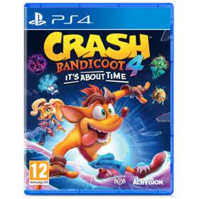 Hra Activision PlayStation 4 Crash Bandicoot 4: It's About Time (ACP411503)