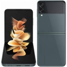 Mobilný telefón Samsung Galaxy Z Flip3 128 GB 5G (SM-F711BZGBEUE) zelený