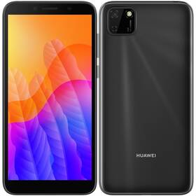Mobilný telefón Huawei Y5p (HMS) (SP-Y5P32DSBOM) čierny
