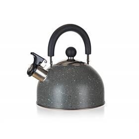 Konvička BANQUET GRANITE Grey, 1,7 l