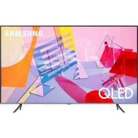 Televízor Samsung QE75Q67TA strieborná