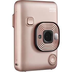 Digitálny fotoaparát Fujifilm Instax Mini LiPlay zlatý