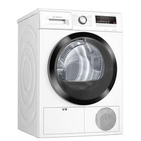 Sušička bielizne Bosch Serie | 4 WTH85204BY biela