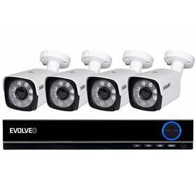 Kamerový systém Evolveo Detective DV4, DVR (DETECTIVE DV4) biela