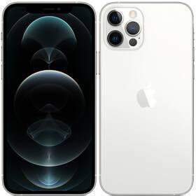 Mobilný telefón Apple iPhone 12 Pro 512 GB - Silver (MGMV3CN/A)