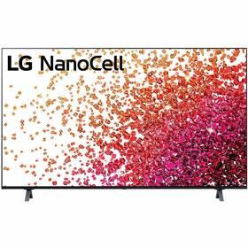 Televízor LG 55NANO75P sivá