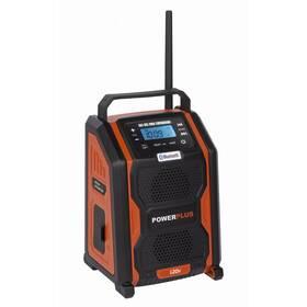 Stavebné rádio POWERPLUS POWDP8060