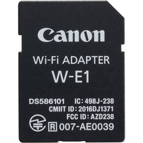 Adaptér Canon W-E1 WiFi adapter (1716C001)