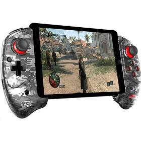 Gamepad iPega 9083A Wireless Extending Game Controller pro Android/iOS sivý