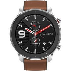 Inteligentné hodinky Amazfit GTR 47 mm - Stainless Steel (A1902-ST)