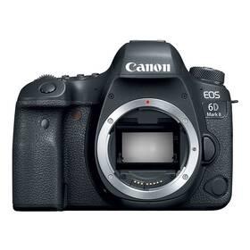 Digitálny fotoaparát Canon EOS 6D Mark II telo (1897C003) čierny