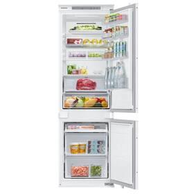 Kombinácia chladničky s mrazničkou Samsung BRB26605EWW biela