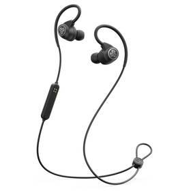 Slúchadlá JLab Fit Sport Wireless Fitness Earbuds (IEUEBFITSPORTRBLK1) čierna