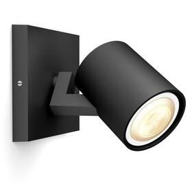 Bodové svietidlo Philips Hue Runner White Ambiance Spot (5309030P6) čierne