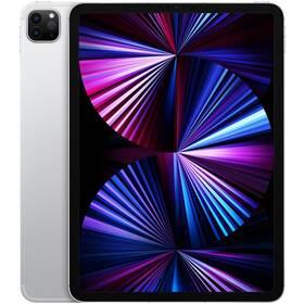 Tablet Apple iPad Pro 11 (2021) Wi-Fi + Cell 2TB - Silver (MHWF3FD/A)