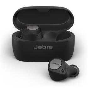 Slúchadlá Jabra Elite Active 75t (100-99091005-60) čierna