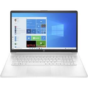 Notebook HP 17-cn0605nc (4A6F3EA#BCM) biely