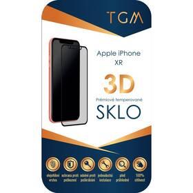Tvrdené sklo TGM 3D na Apple iPhone XR/11 (TGM3DAPIPXRBK) čierne