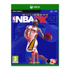 Hra Take 2 Xbox Series X NBA 2K21 (5026555364270)
