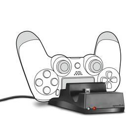 Dokovacia stanica Speed Link Jazz pro PS4 DualShock 4 (SL-450000-BK) čierny