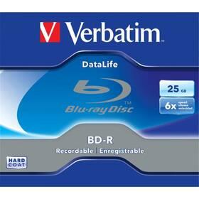 Disk Verbatim BD-R DL 25GB 6x, 1 ks (43836)