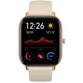 Inteligentné hodinky Amazfit GTS (A1914-DG) zlaté
