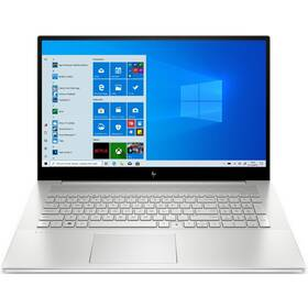 Notebook HP ENVY 17-cg1005nc (31C94EA#BCM) strieborný