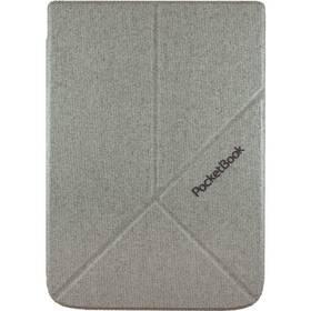 Puzdro pre čítačku e-kníh Pocket Book Origami 740 Shell O series (HN-SLO-PU-740-LG-WW) sivé