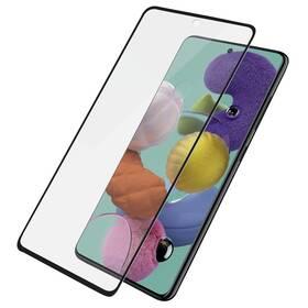 Tvrdené sklo PanzerGlass Edge-to-Edge na Samsung Galaxy A51 (7216) čierne