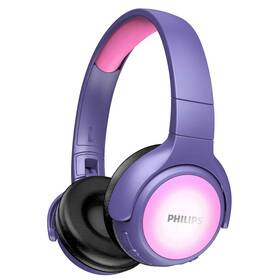 Slúchadlá Philips TAKH402PK (TAKH402PK/00) ružová