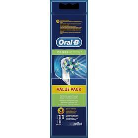 Náhradná kefka Oral-B EB 50-8 Cross Action biele