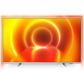 Televízor Philips 43PUS7855 strieborná