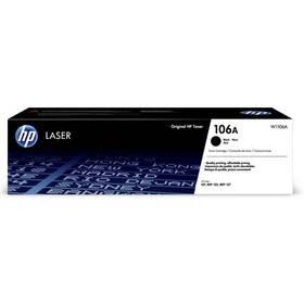 Toner HP 106A, 1000 stran (W1106A) čierny