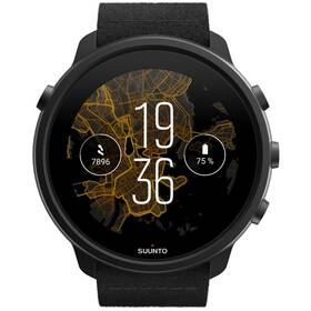 GPS hodinky Suunto 7 - Matte Black Titanium (SS050568000 )