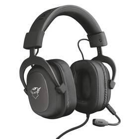 Headset Trust GXT 414 Zamak Premium Multiplatform Gaming (23310) čierny