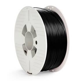 Tlačová struna (filament) Verbatim PLA 1,75 mm pro 3D tiskárnu, 1kg (55318) čierna