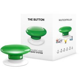 Tlacitko Fibaro Button, Z-Wave Plus (FIB-FGPB-105-ZW5) zelené
