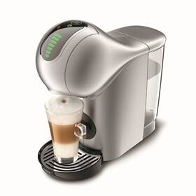 Espresso Krups NESCAFÉ Dolce Gusto Genio S Touch KP440E31 strieborné