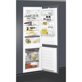 Kombinácia chladničky s mrazničkou Whirlpool ART 6711 SF2 biela
