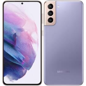 Mobilný telefón Samsung Galaxy S21+ 5G 128 GB (SM-G996BZVDEUE) fialový