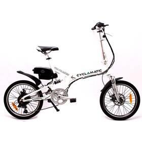 Elektrobicykel CyclAmatic CX 4