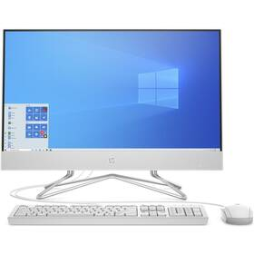 PC all in-one HP 24-df0001nc (25D16EA#BCM) biely