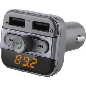 FM Transmitter Hyundai FMT 520 BT CHARGE sivý