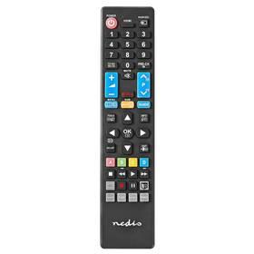 Diaľkový ovládač Nedis kompatibilní se všemi televizory Samsung (TVRC41SABK)