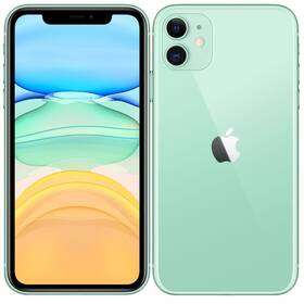 Mobilný telefón Apple iPhone 11 128 GB - Green (MHDN3CN/A)