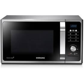 Mikrovlnná rúra Samsung MS23F301TAS/EO čierna/strieborná/nerez