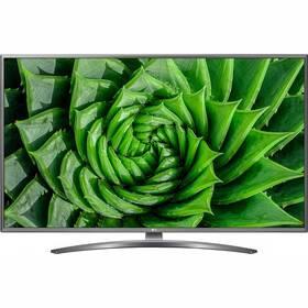 Televízor LG 43UN8100 strieborná
