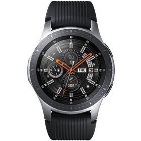 Inteligentné hodinky Samsung Galaxy Watch 46mm SK (SM-R800NZSAXSK) strieborné