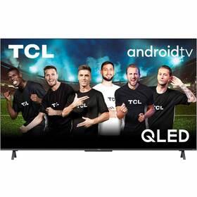 Televízor TCL 50C725 strieborná